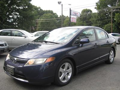 2008 Honda Civic EX for sale VIN: 1HGFA16828L040702