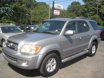 2005 Toyota Sequoia SR5 for sale VIN: 5TDZT34A45S239008