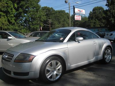 2006 Audi TT 1.8L for sale VIN: TRUSC28NX61008269