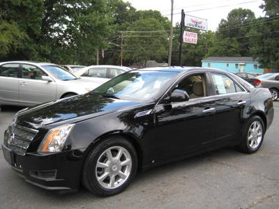 2008 Cadillac CTS  for sale VIN: 1G6DT57V480159707