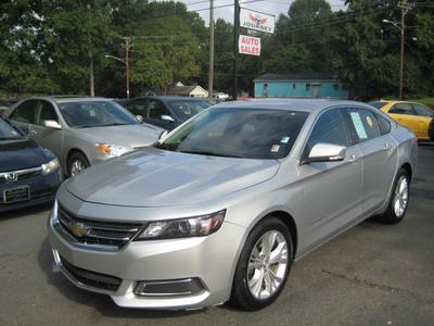 2014 Chevrolet Impala 1LT for sale VIN: 2G1115SLXE9266802