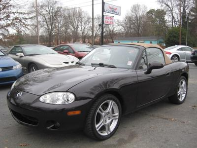 2004 Mazda MX-5 Miata  for sale VIN: JM1NB353140402801