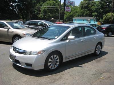 2010 Honda Civic EX-L for sale VIN: 2HGFA1F9XAH507912