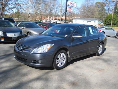 2010 Nissan Altima 2.5 SL for sale VIN: 1N4AL2AP8AC169871