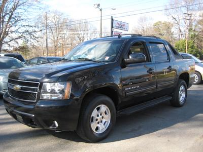 2011 Chevrolet Avalanche 1500 LT for sale VIN: 3GNTKFE34BG137882