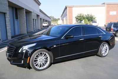 2017 Cadillac CT6 3.0L Twin Turbo Premium Luxury for sale VIN: 1G6KH5R63HU174724
