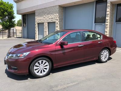 2014 Honda Accord EX-L for sale VIN: 1HGCR2F85EA112257