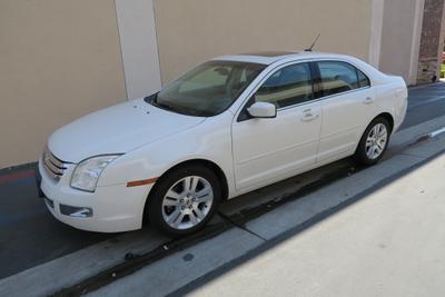 2009 Ford Fusion SEL for sale VIN: 3FAHP08Z09R219559