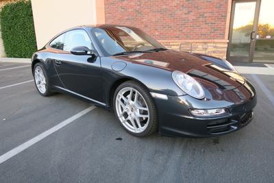 2006 Porsche 911 Carrera for sale VIN: WP0AA29986S715393