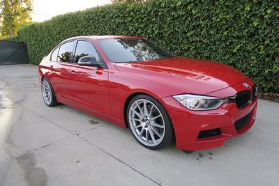 2012 BMW 335 i for sale VIN: WBA3A9C56CFX59773