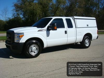 2014 Ford F-250 XL for sale VIN: 1FT7X2A61EEA93422