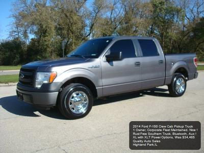 2014 Ford F-150 XL for sale VIN: 1FTEW1CM6EFB62762