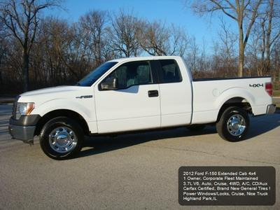 2012 Ford F-150 XL for sale VIN: 1FTEX1EM3CFA39329