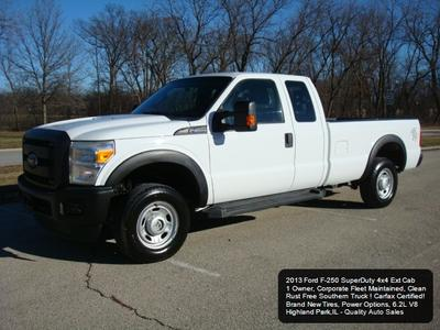 2013 Ford F-250 XL for sale VIN: 1FT7X2B60DEA69710