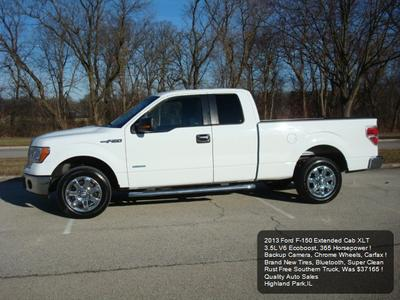 2013 Ford F-150 XLT for sale VIN: 1FTFX1CT1DFA90103