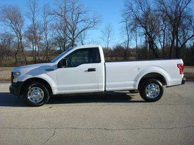2015 Ford F-150 XL for sale VIN: 1FTMF1C81FKD05950