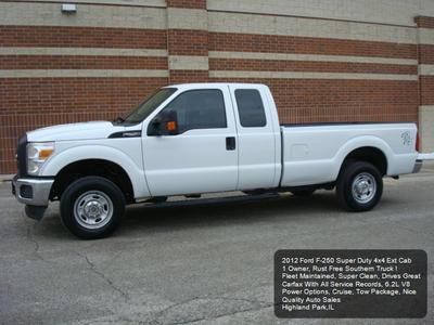 2012 Ford F-250 XL for sale VIN: 1FT7X2B62CEB74893