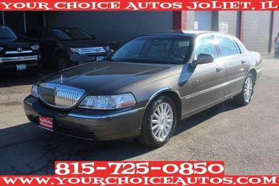 Used 2003 Lincoln Town Car Executives For Sale Auto Com