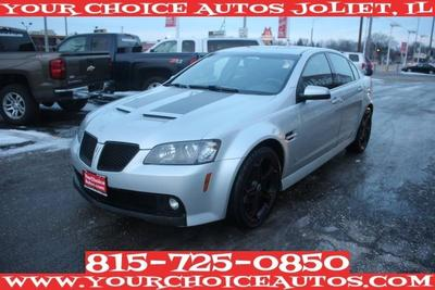 2009 Pontiac G8  for sale VIN: 6G2ER57709L214484