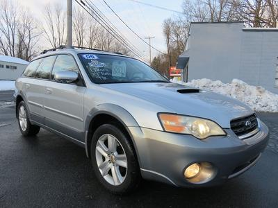 2006 Subaru Outback 2.5 XT Limited for sale VIN: 4S4BP67C564351863