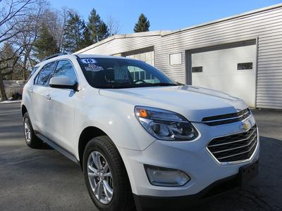 2016 Chevrolet Equinox LT for sale VIN: 2GNFLFEK3G6194904