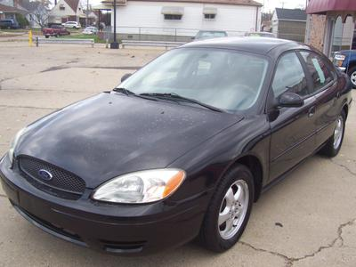 2004 Ford Taurus SE for sale VIN: 1FAFP53214G175442