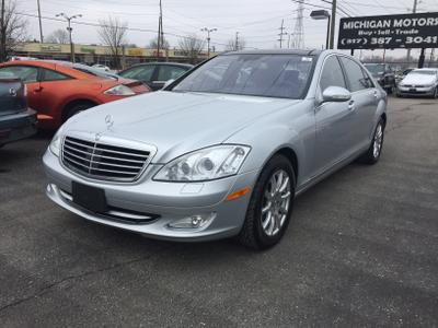 2007 Mercedes-Benz S-Class S 550 4MATIC for sale VIN: WDDNG86X27A135561