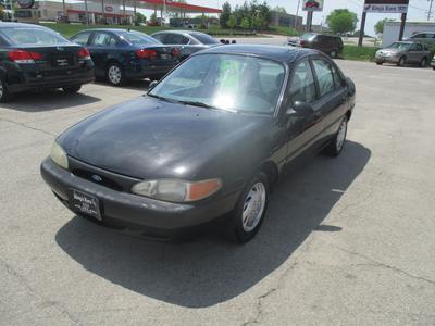 1997 Ford Escort  for sale VIN: 1FALP10P6VW409190