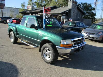 1999 Ford Ranger XL SuperCab for sale VIN: 1FTZR15V8XPA99563