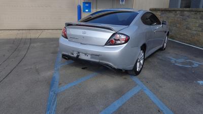 2008 Hyundai Tiburon GS for sale VIN: KMHHM66D48U275228