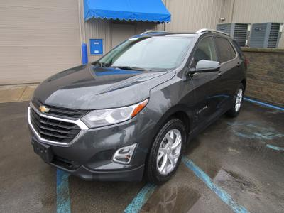 2018 Chevrolet Equinox 2LT for sale VIN: 2GNAXTEX1J6260396