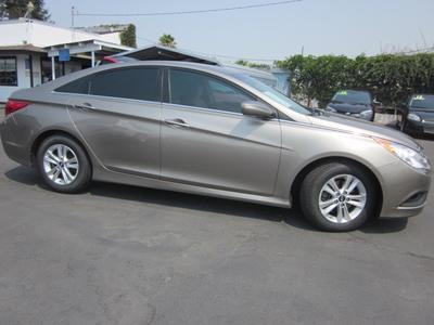 2014 Hyundai Sonata GLS for sale VIN: 5NPEB4AC2EH923509