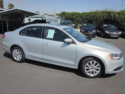 2011 Volkswagen Jetta SE for sale VIN: 3VWDZ7AJ7BM321568