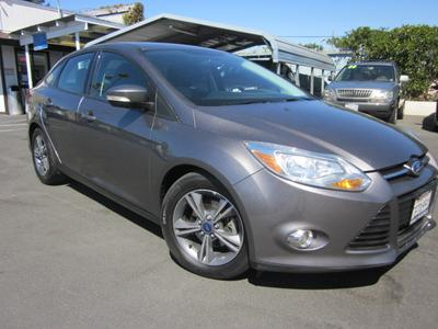2014 Ford Focus SE for sale VIN: 1FADP3F2XEL271571