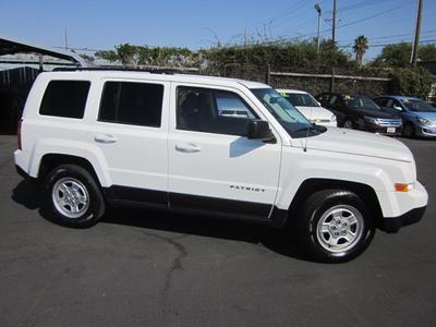 2014 Jeep Patriot Sport for sale VIN: 1C4NJPBB8ED881041