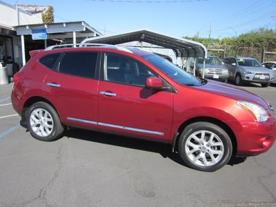 2012 Nissan Rogue SV w/SL Pkg for sale VIN: JN8AS5MTXCW259021