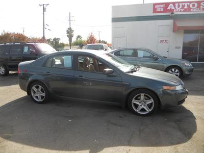 2005 Acura TL 3.2 for sale VIN: 19UUA66255A030527