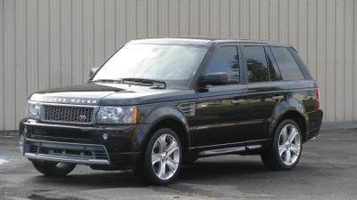 2009 Land Rover Range Rover Sport Supercharged for sale VIN: SALSH23439A213522