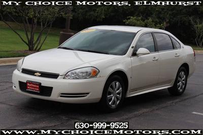 2009 Chevrolet Impala Police for sale VIN: 2G1WS57M091276974