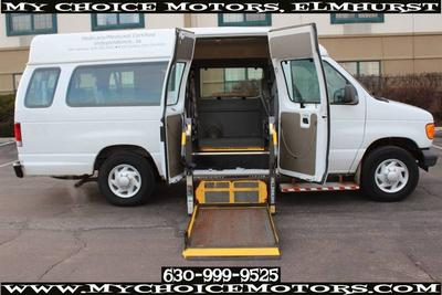 2007 Ford E250 Cargo Van for sale VIN: 1FTNS24W77DA59124