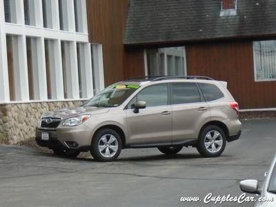 2015 Subaru Forester 2.5i Limited for sale VIN: JF2SJAHC0FH543581
