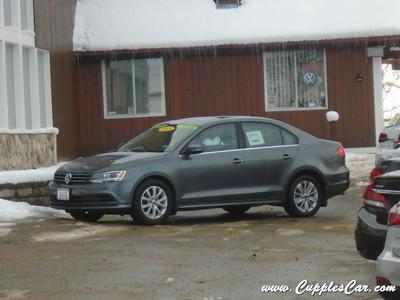 2015 Volkswagen Jetta 2.0L TDI SE w/Connectivity for sale VIN: 3VW3A7AJ0FM280807