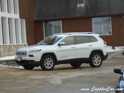 2015 Jeep Cherokee Latitude for sale VIN: 1C4PJMCB5FW792250