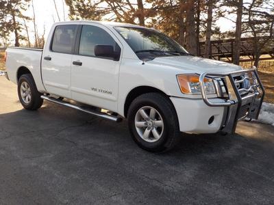 2014 Nissan Titan SV for sale VIN: 1N6BA0EC2EN513864