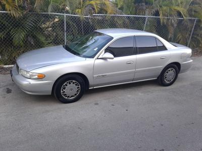 2002 Buick Century Limited for sale VIN: 2G4WY55J821253619