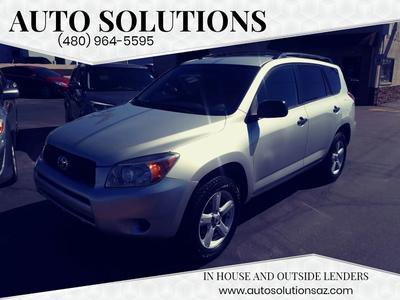 2007 Toyota RAV4  for sale VIN: JTMBD33V476047125