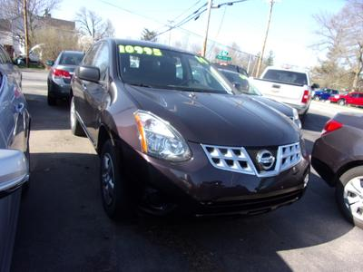 2014 Nissan Rogue Select S for sale VIN: JN8AS5MV2EW700175