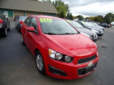 2012 Chevrolet Sonic 2LS for sale VIN: 1G1JA5SH6C4120666