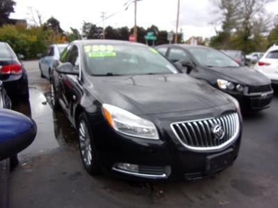 2011 Buick Regal CXL for sale VIN: W04GS5EC5B1091802