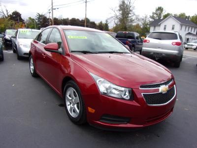 2014 Chevrolet Cruze 1LT for sale VIN: 1G1PC5SB6E7359300